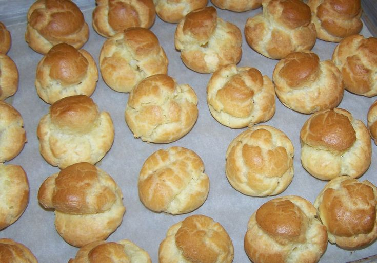 how to make choux paste