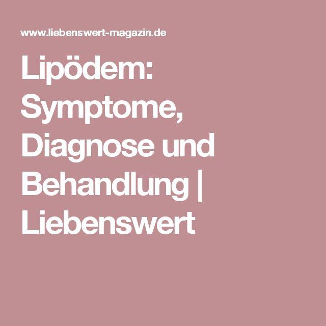 Lipödem: Symptome, Diagnose und Behandlung   Liebenswert
