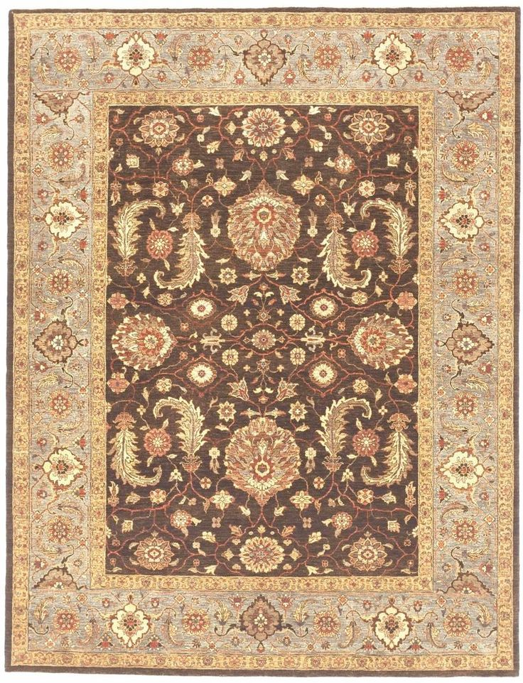 Hand Knotted Indian Rug 7 10 X 4