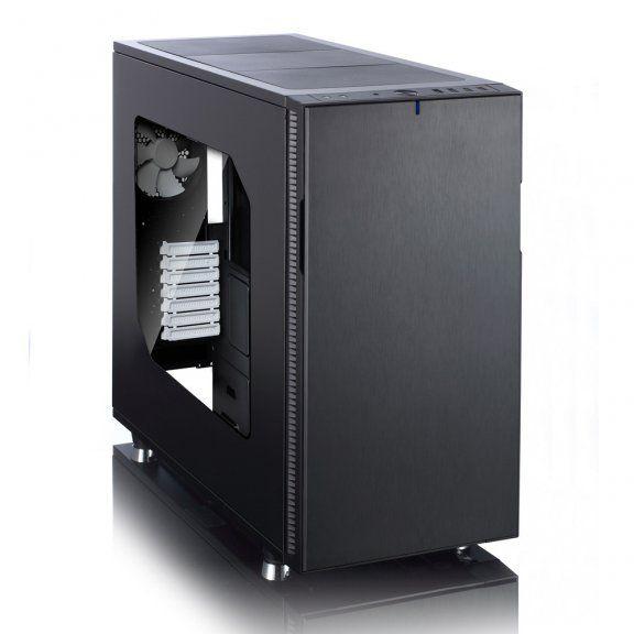 Fractal Design Define R5 - ATX-kotelo ilman virtalähdettä, ikkunalla, musta