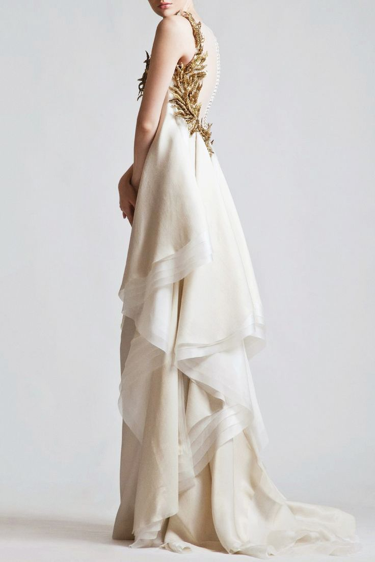 I don't like truth, ...EASTERN design office - everlytrue: [Krikor Jabotian Fall 2013 Couture]...