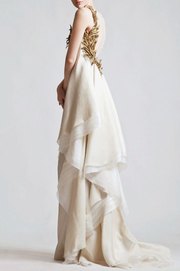 I don't like truth, ...EASTERN design office - everlytrue: [Krikor Jabotian Fall 2013 Couture]...