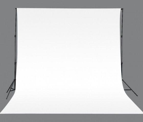 SET: Hintergrundsystem + 3x6m Hintergrundstoff