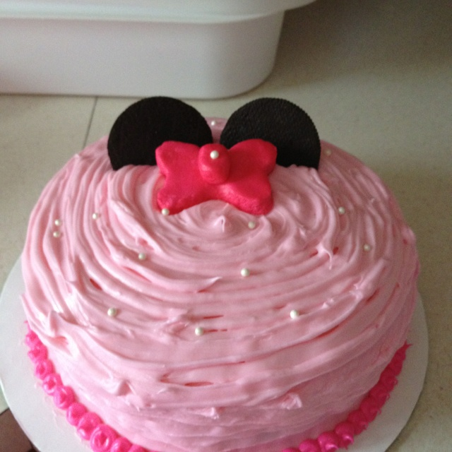 Best 25 Baby minnie mouse cake ideas on Pinterest Minnie mouse