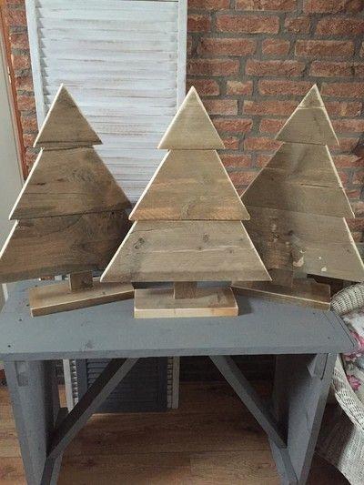Binnenkijken bij reiniersn - Christmas time # gemaakt voor mensen van verouderd hout. :-)