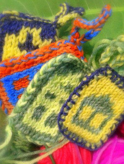Workshop 'Dubbel breien' door Daphne Ruben   https://breidag.nl/workshops/daphne-ruben-dubbel-breien/