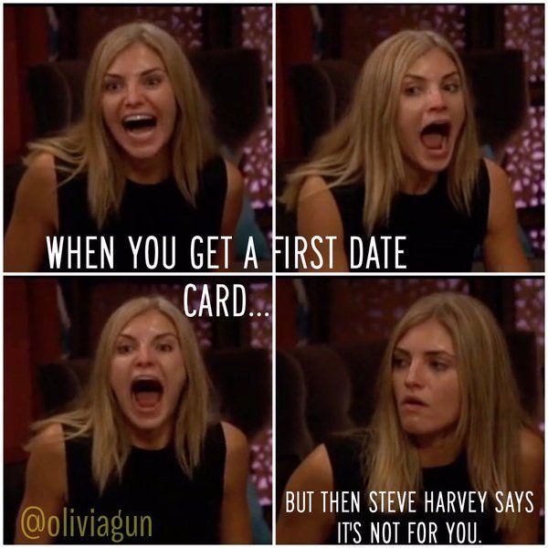 Bachelor Meme Olivia Caridi, Steve Harvey