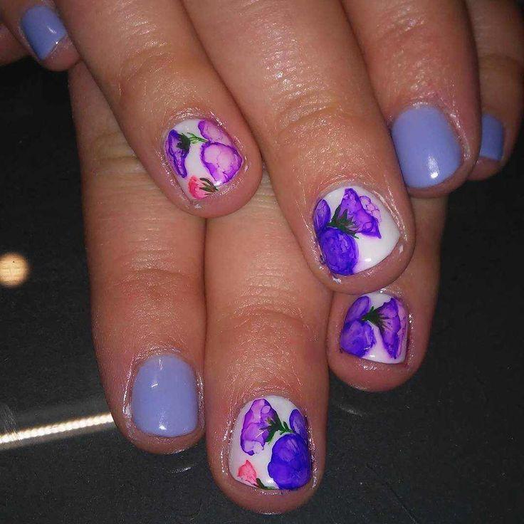 latest cute summer nail art 2016