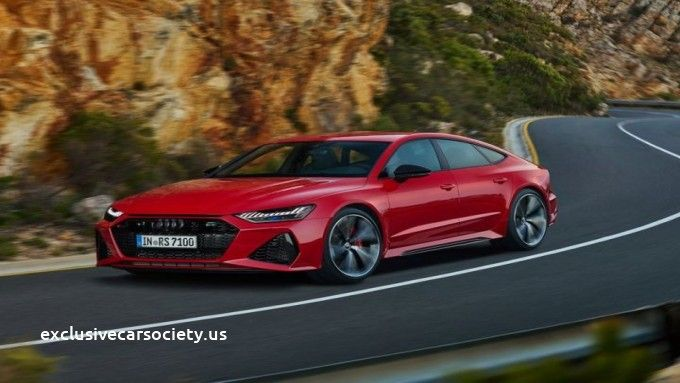 2020 Audi Rs7 Sportback Price And Release Date Audi Rs7 Sportback Rs7 Sportback Audi Rs7