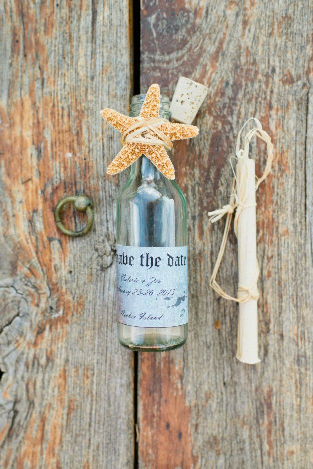 84 best Message in a Bottle images on Pinterest | Gift tags, Groom ...