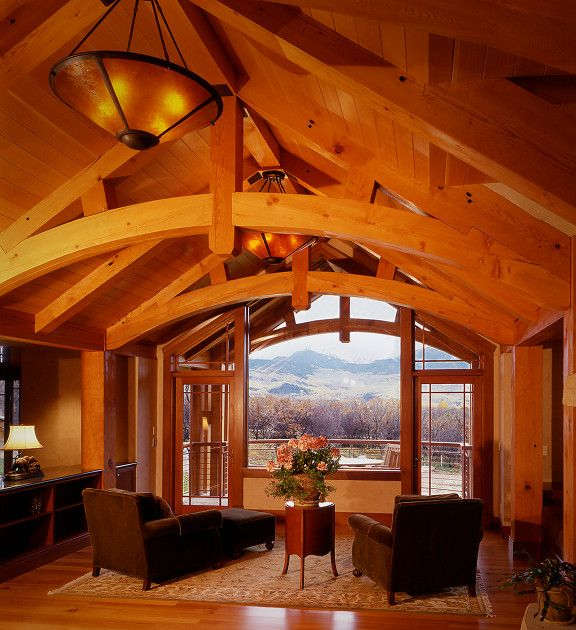 78 best images about for the home on pinterest the elk for Timber frame home interiors