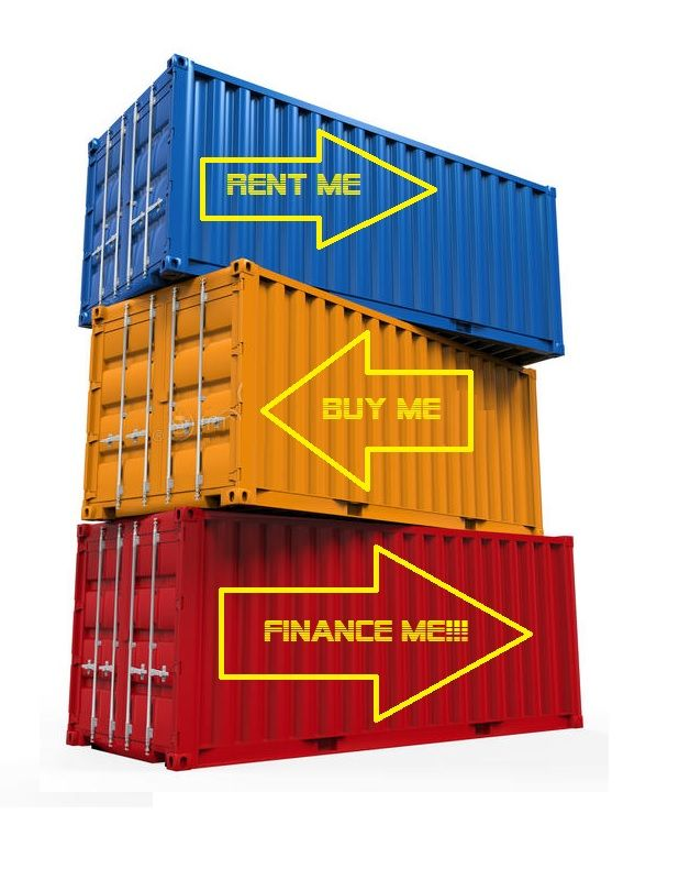 New Or Used Steel Storage Container For Rent Or Purchase All Equipments Are In Good Shap Steel Storage Containers Storage Containers Used Shipping Containers
