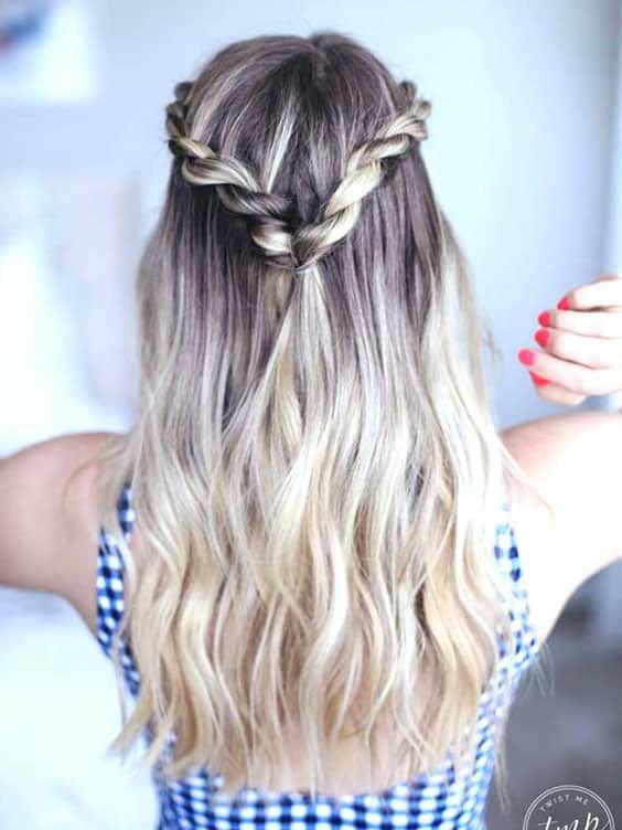 70 Super Easy DIY Hairstyle Ideas | Ecemella