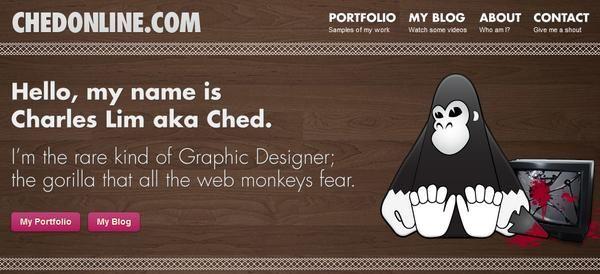 60 Creative Header Design | Splashnology.com