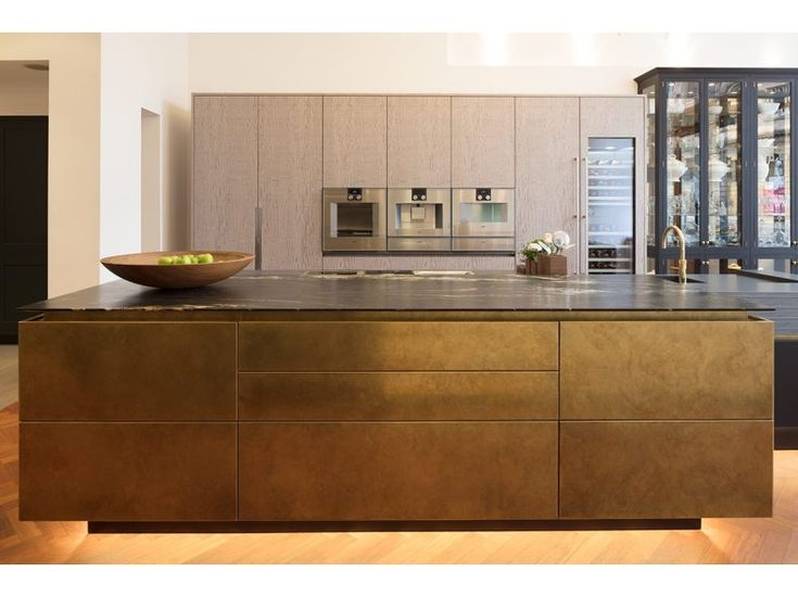 Roundhouse Kitchens Metal Wrap Finishes - DesignCurial