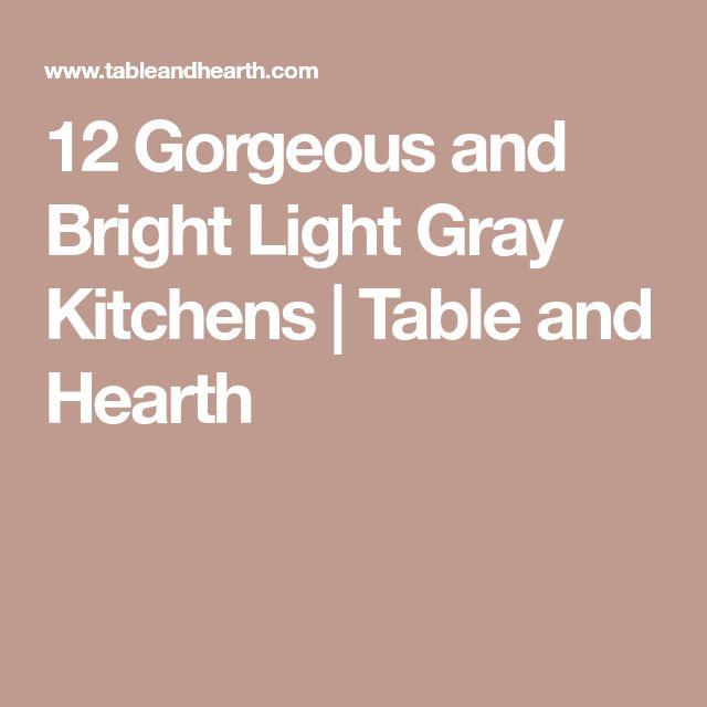Best 25 Light Gray Cabinets Ideas On Pinterest
