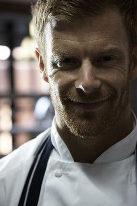 Tom Aikens, head chef of his self–titled restaurant