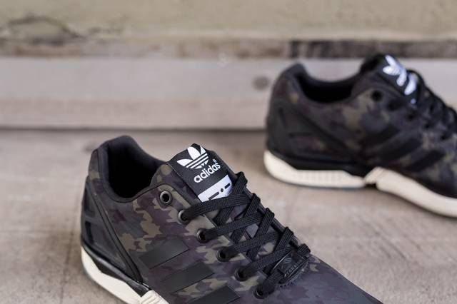 The latest revelation from the adidas ZX Flux city themed style comes to us from the city whose Fashion Week has the world talking. This 'Milan' ZX Flux is a camouflage colorway inspired by the city that perhaps more than any other in Europe with the possible exception of Paris, is synonymous with high fashion.