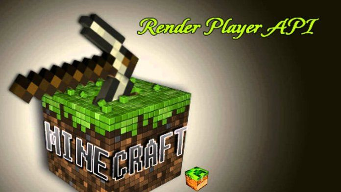 Render Player API Mod for Minecraft 1.8.9/1.8/1.7.10  - MinecraftIO.Com -   Render Player API Mod is a useful mod for modders. It allows you to get access to render class, manage, and change some game aspects  #Minecraft18Mods, #Minecraft189Mods, #MinecraftMods1710 -  #MinecraftMods