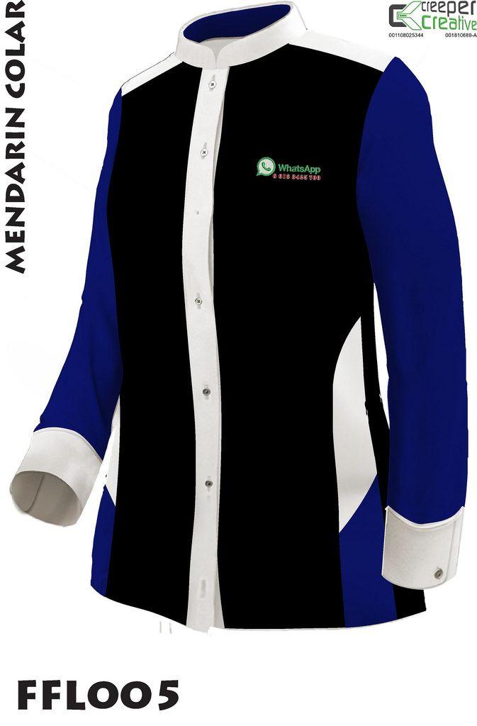 Design Kemeja Korporat (6 010 3425 700) FADZIL ARIPIN 6 010 3425 700