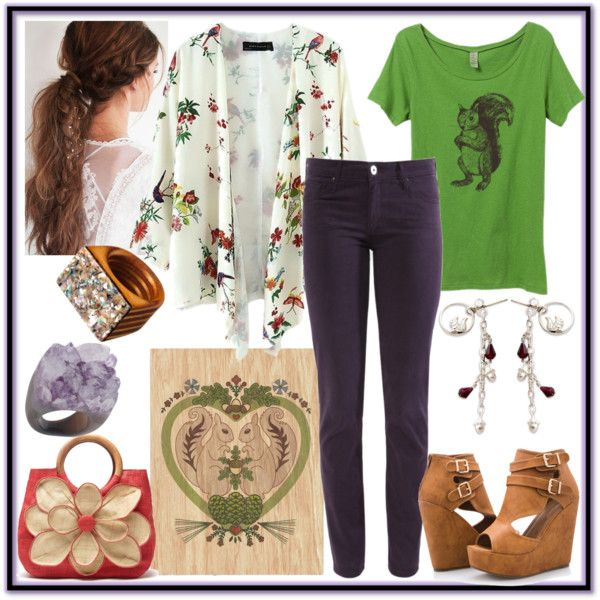 KriKett by djrap on Polyvore