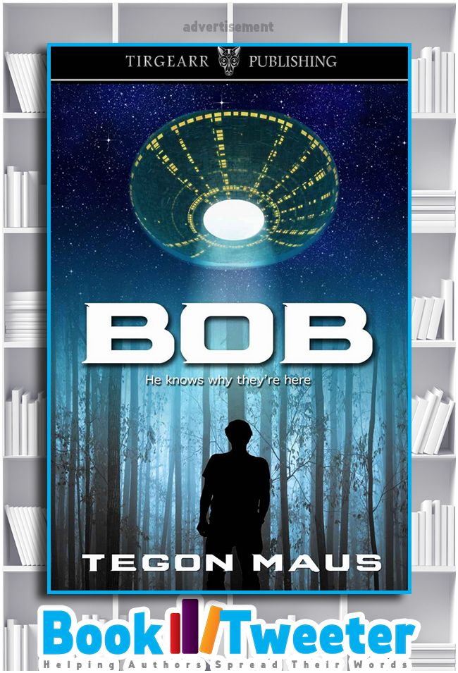 Bob by Tegon Maus is in the BookTweeter bookstore. #bktwtr