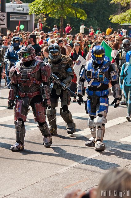 Halo Cosplay | Recent Photos The Commons Getty Collection Galleries World Map App ...