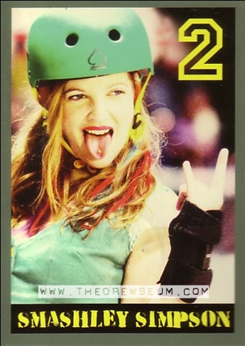 drew barrymore in Whip It