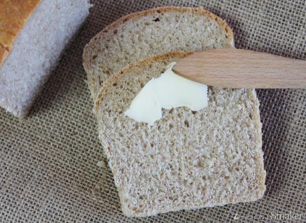 Chleb graham z foremki - przepis ze Smaker.pl