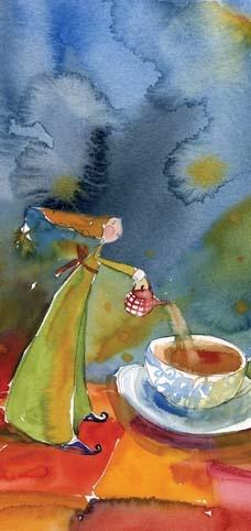 Ettermiddagste / Afternoon Tea