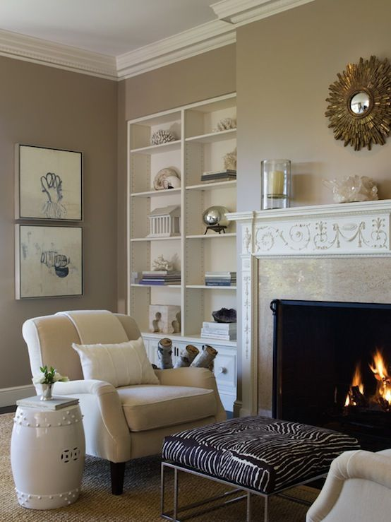 Warme kleuren voor woonkamer home styles for Warme kleuren woonkamer