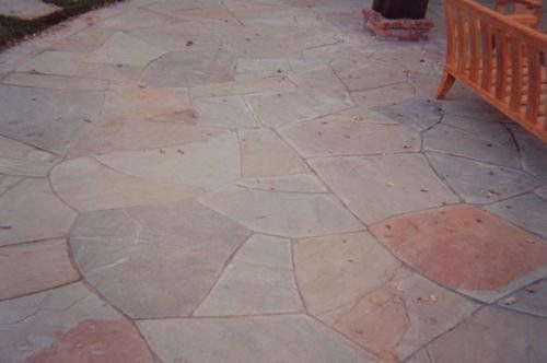 Pa Bluestone Flagstone Meshoppen Stone Colors Edge