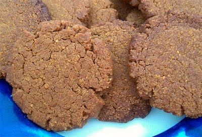 Quirky Cooking: Crunchy Gingernut Cookies