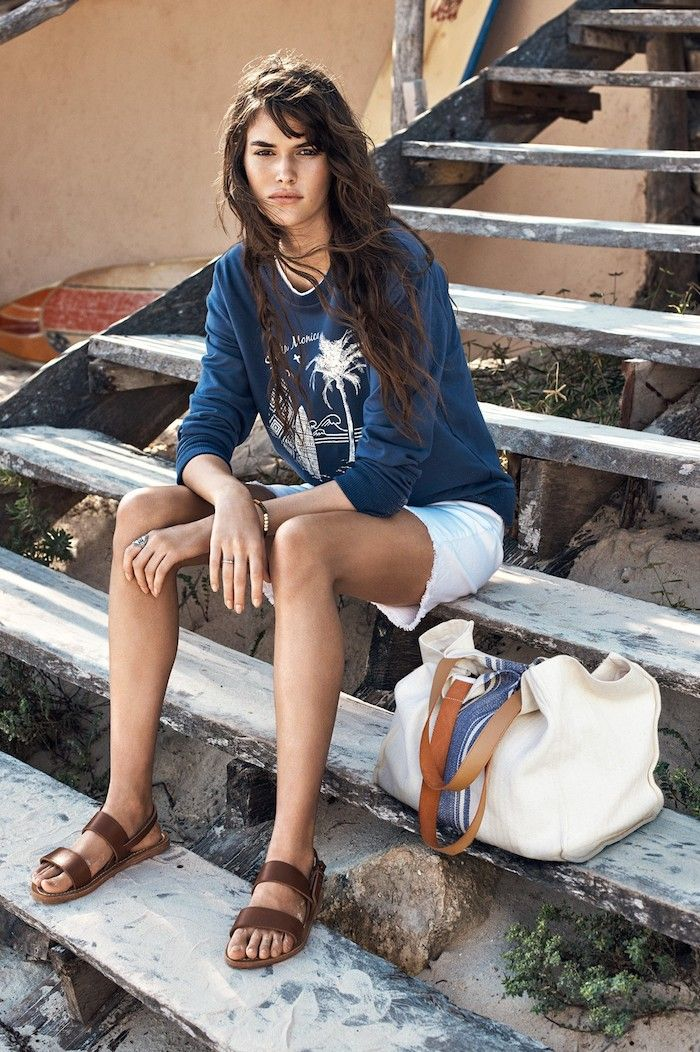 Surfer Girl | Mango Summer (via Bloglovin.com )