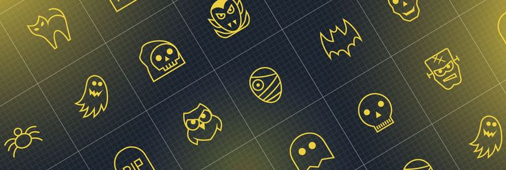 Halloween is just two weeks away! To help you out, we've freshened up Futuramo's icon library by adding 16 new icons to the Halloween set. https://futuramo.com #halloween #halloweenicons #icondesign #icons #uxdesign #uidesign #ui #futuramo#freeicons #designlovers #designideas #design