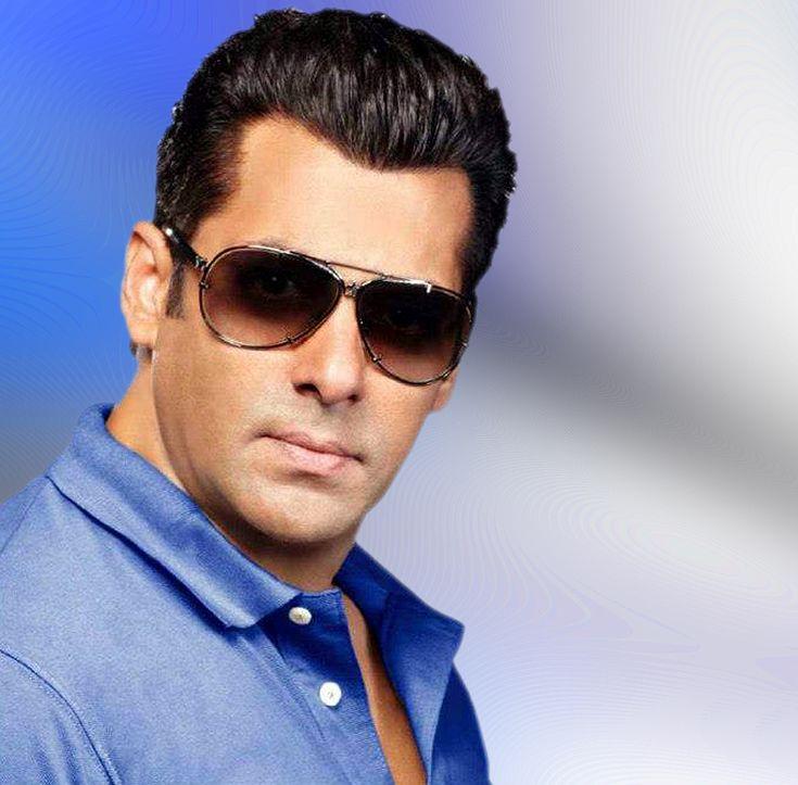 Salman Khan Hairstyle And Haircut Is An Easy Simple Yet Elegant