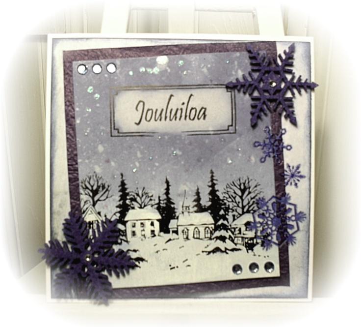 Piian Räpellykset: Joulukortit 2010