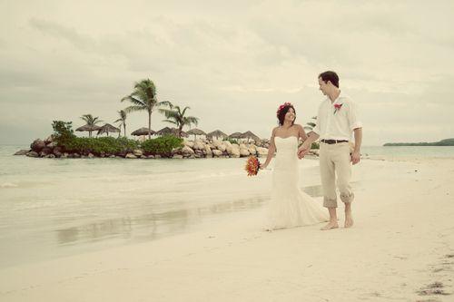 Arriane & Steve - Royalton White Sands - Jamaica   Photos by Misha Earle Photography