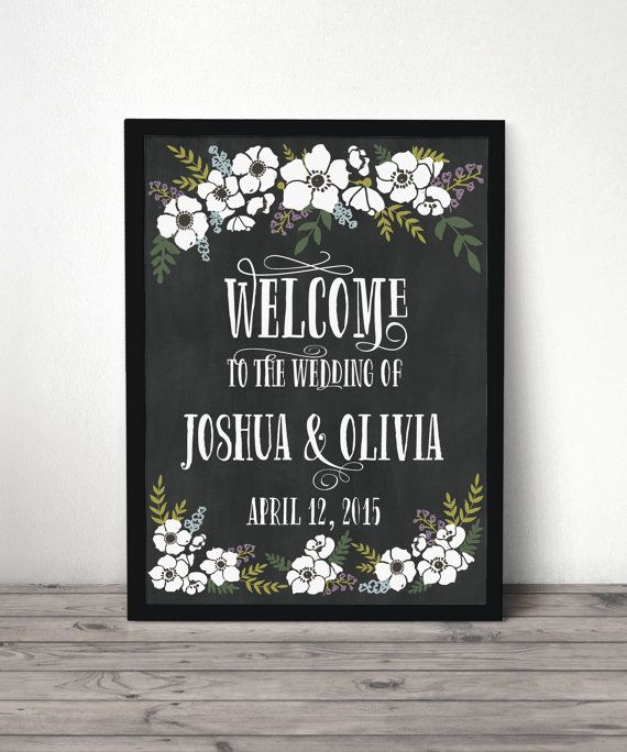 Best 25+ Chalkboard Welcome Signs Ideas On Pinterest