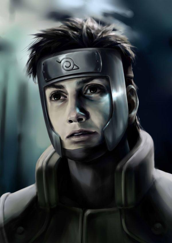 Ilustrações: Realísticos de Naruto | Nerd Da Hora