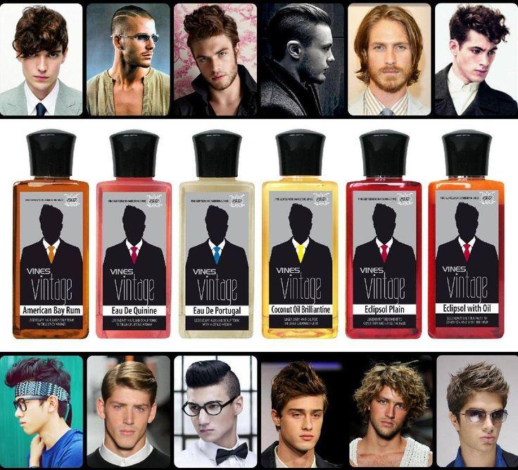 Per i capelli dell'uomo. Per la cute dell'uomo. Per i veri barbershop. La forza di Vines Vintage sono le sue lozioni per ogni tipo di capelli e cuoio capelluto. Perchè prendersi cura di sè è dovere di ogni gentleman ;-)