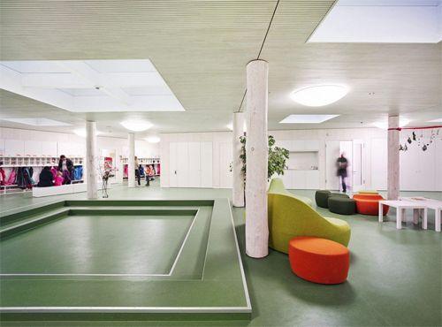 Gallery   Familienzentrum Im Steinpark Kindergarten / Nbundm   8. Find This  Pin And More On Nursery School ...