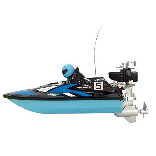 moto de agua RC Sea Jet Blue ⋆ Etoytronic⚡️