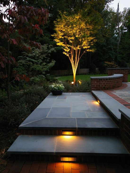 landscape lighting outdoor