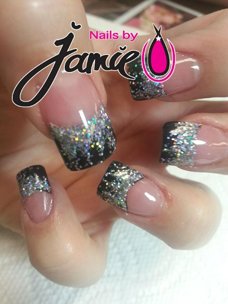 7 best Purple silver nails images on Pinterest | Nail scissors ...