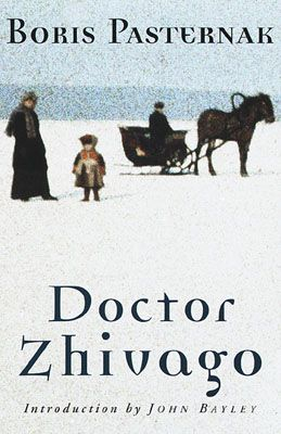 Doctor Zhivago...how can you not love this book?