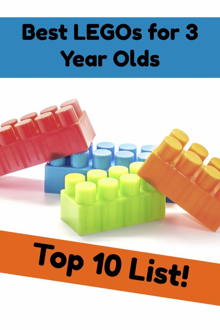 Top 10 list best legos for 3 year old boys and girls top picks