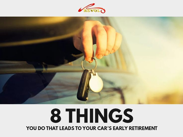 Privileges come with responsibilities. So when you decide to own a car, you should know that it requires regular work aside from the standard paper works and capital money to purchase it. Here are some habits that may cause premature damage on your vehicle which will make you understand why car maintenance shouldn't fall behind your priorities. #carservicingsingapore #carrepair #paintprotectionsingapore #carpolishingsingapore