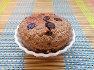 Tatlı Farklı Mutlu Tarifler :): Muzlu Çikolatalı Hafif Muffin