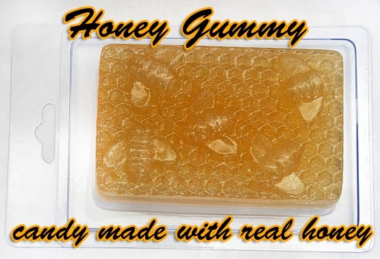 honey gummy | GUMMY | Pinterest